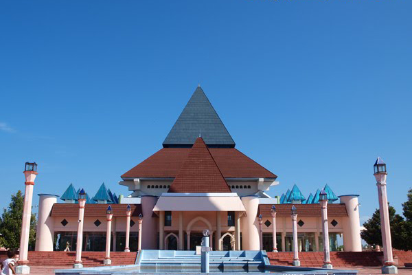 Masjid Agung Nur Pare Wikipedia Bahasa Indonesia Ensiklopedia Bebas Kediri