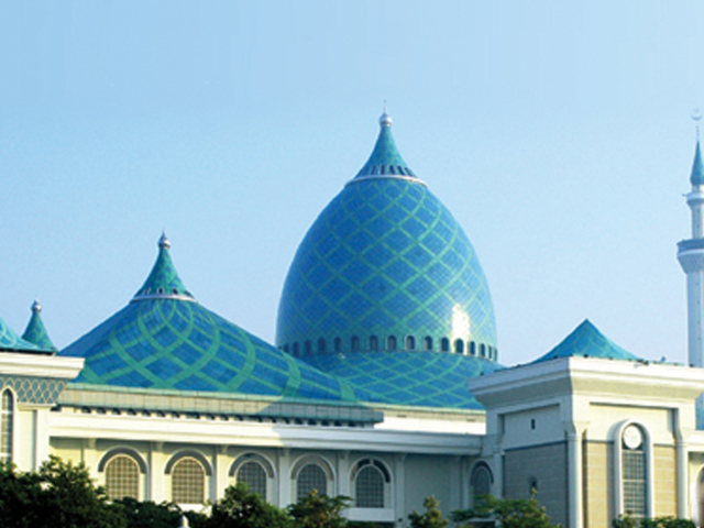 Masjid Al Akbar Surabaya Pusaka Jawatimuran Agung Kediri Kab