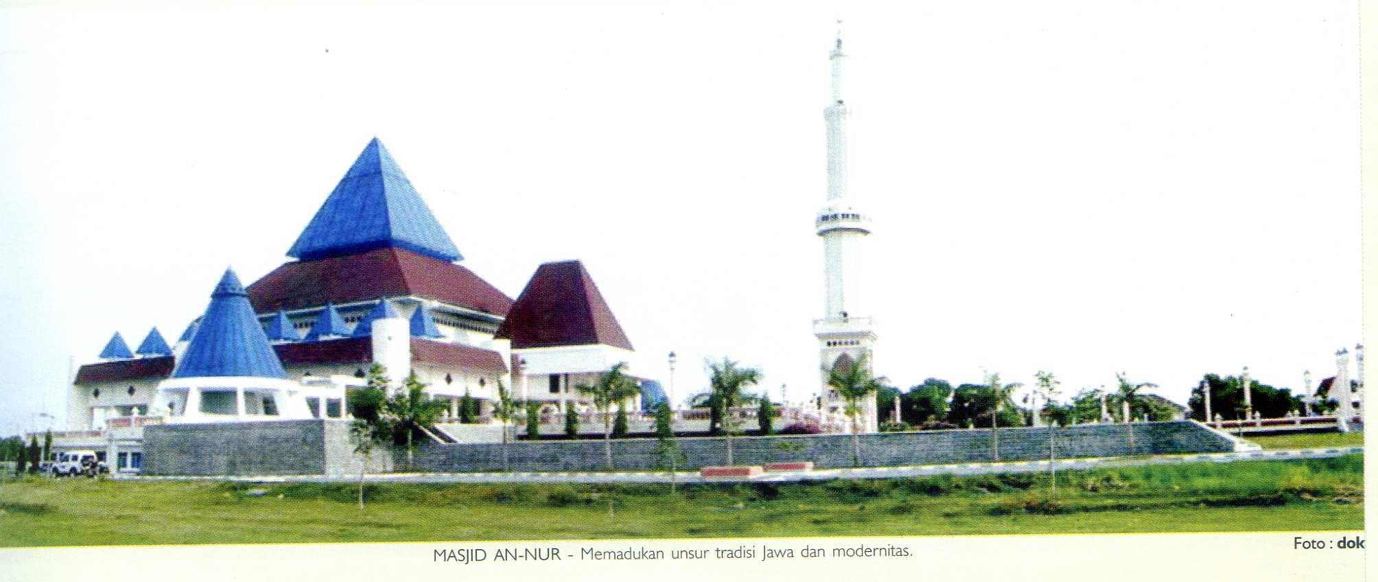 Masjid Nur Pare Kediri Pusaka Jawatimuran Agung Kab