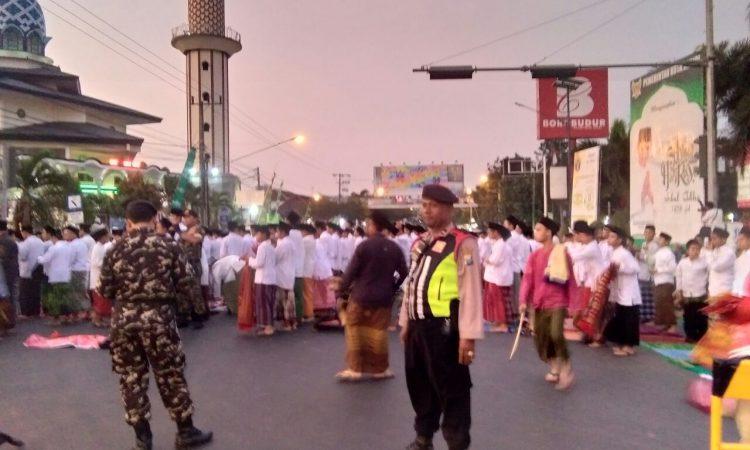 Ribuan Umat Muslim Kota Kediri Gelar Doa Istigozah Sambut Muharram