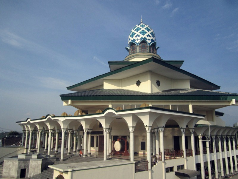 Sejarah Masjid Agung Kota Kediri Kab
