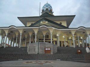 Sholat Idul Adha Masjid Agung Kota Kediri Kab