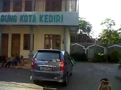 Wisata Jawa Timur Masjid Agung Kediri Adventure Koko Jundii Adek
