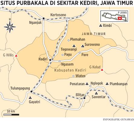 Kediri Negeri Seribu Cagar Budaya Majalah Arkeologi Indonesia 02 Museum