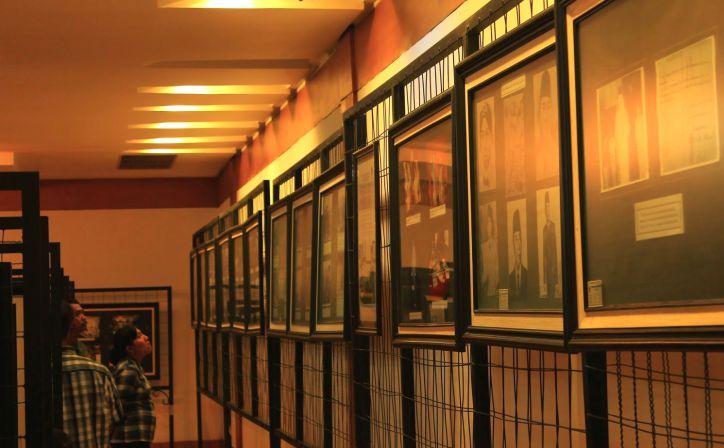 Museum Fotografi Kediri Mini Bentuknya Kaya Koleksi Viva Hotel Kab