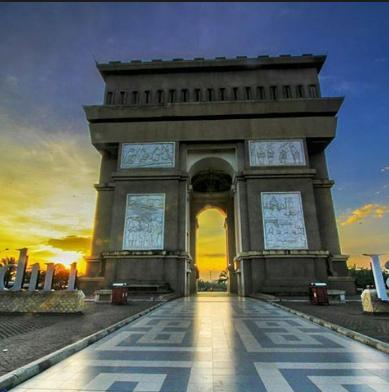 Pesona Wisata Jaman Banget Kediri Jawa Timur Asia Bahasa Museum