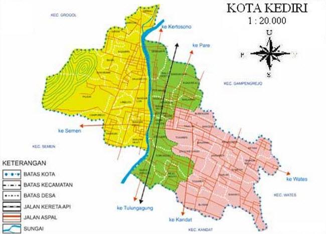 Wisata Kediri Terkenal Banget Geografis Kota Georegionalindonesia Blogspot Id Museum