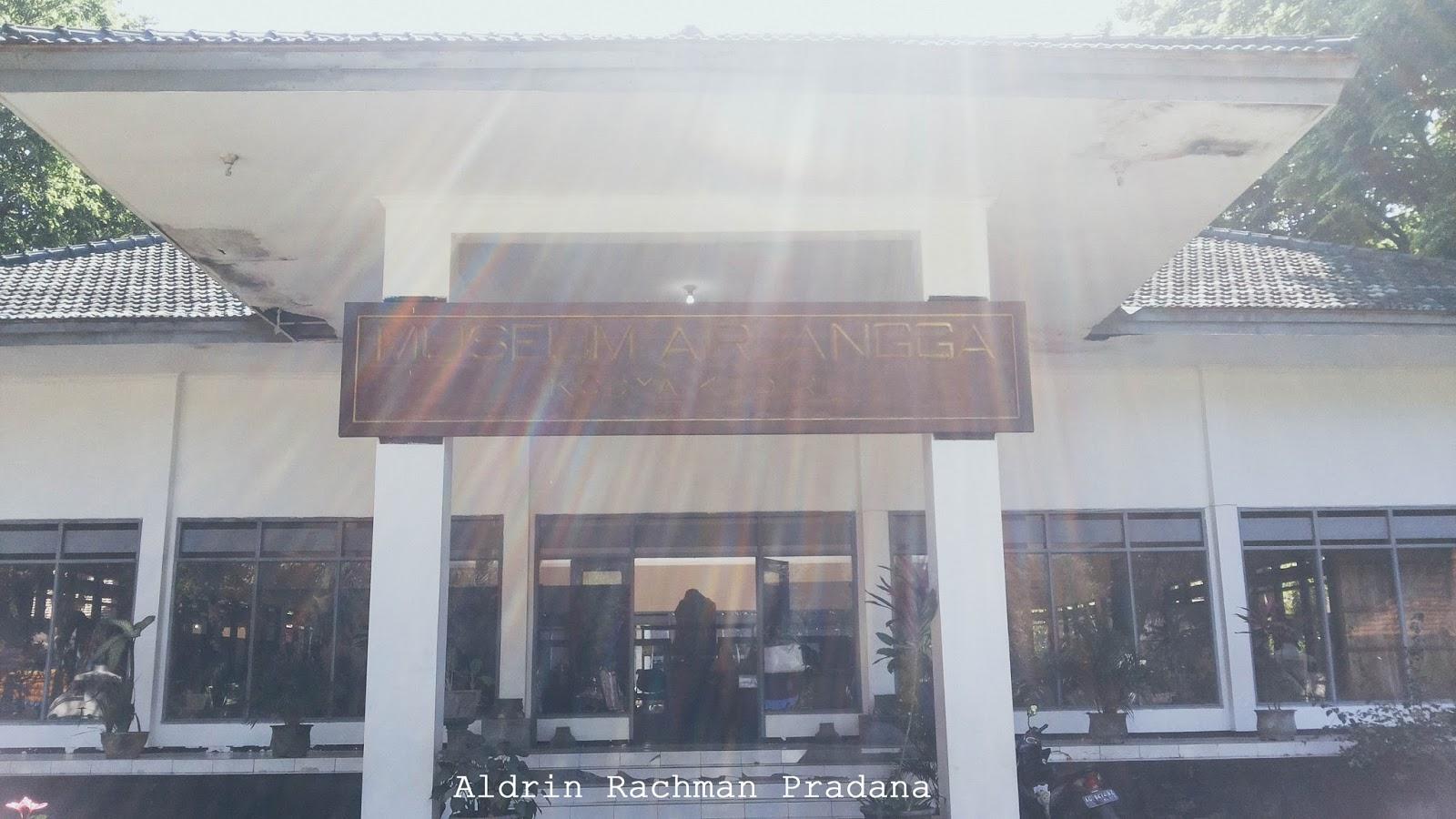 Berwisata Melihat Koleksi Museum Airlangga Kediri Aldrin Rachman Terletak Kawasan