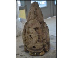 Koleksi Museum Airlangga Kota Kediri Makara Musium Kab