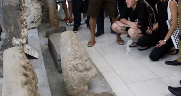 Museum Airlangga Kediri Berita Daerah Musium Kab