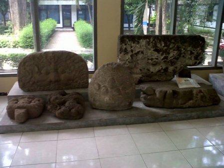 Museum Airlangga Kediri Persatuan Perbedaan 3 Musium Kab