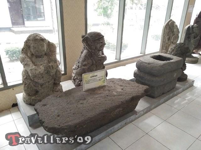 Museum Airlangga Kediri Travellers Berikut Koleksi Benda Cagar Budaya Disimpan