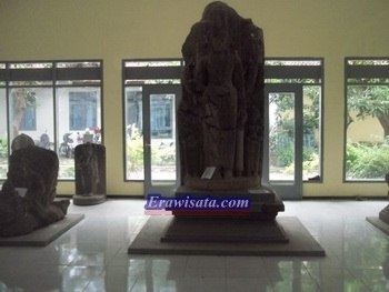 Museum Airlangga Kediri Wisata Indonesia Musium Kab