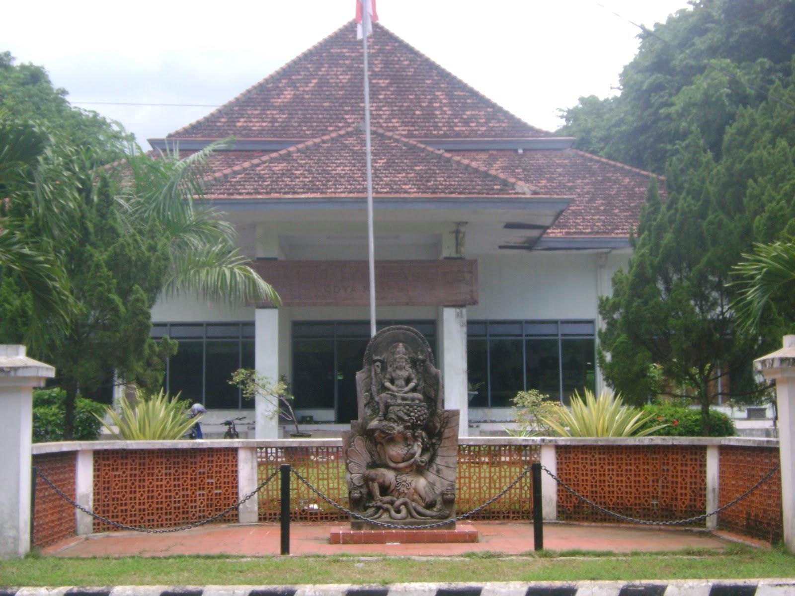 Museum Airlangga Kekunaan Musium Kab Kediri