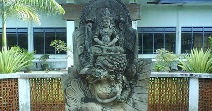 Pesona Keindahan Wisata Museum Airlangga Kediri Daftar Tempat Indonesia Kunjungi