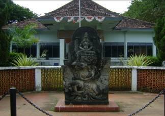 Phri Kediri Museum Arkeologi Airlangga Musium Kab