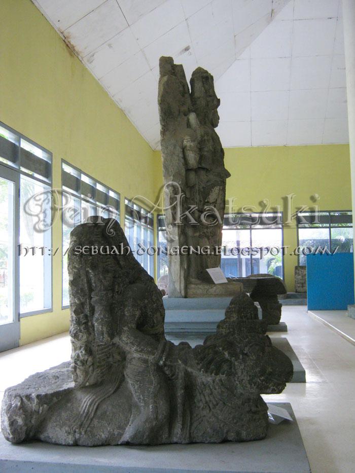 Sejarah Peristiwa Museum Airlangga Kediri 1992 Pembangunan Airlanggapun Selesai Sendiri