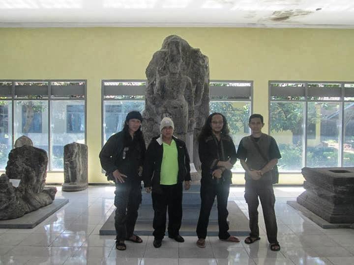 Sejarah Peristiwa Museum Airlangga Kediri Musium Kab