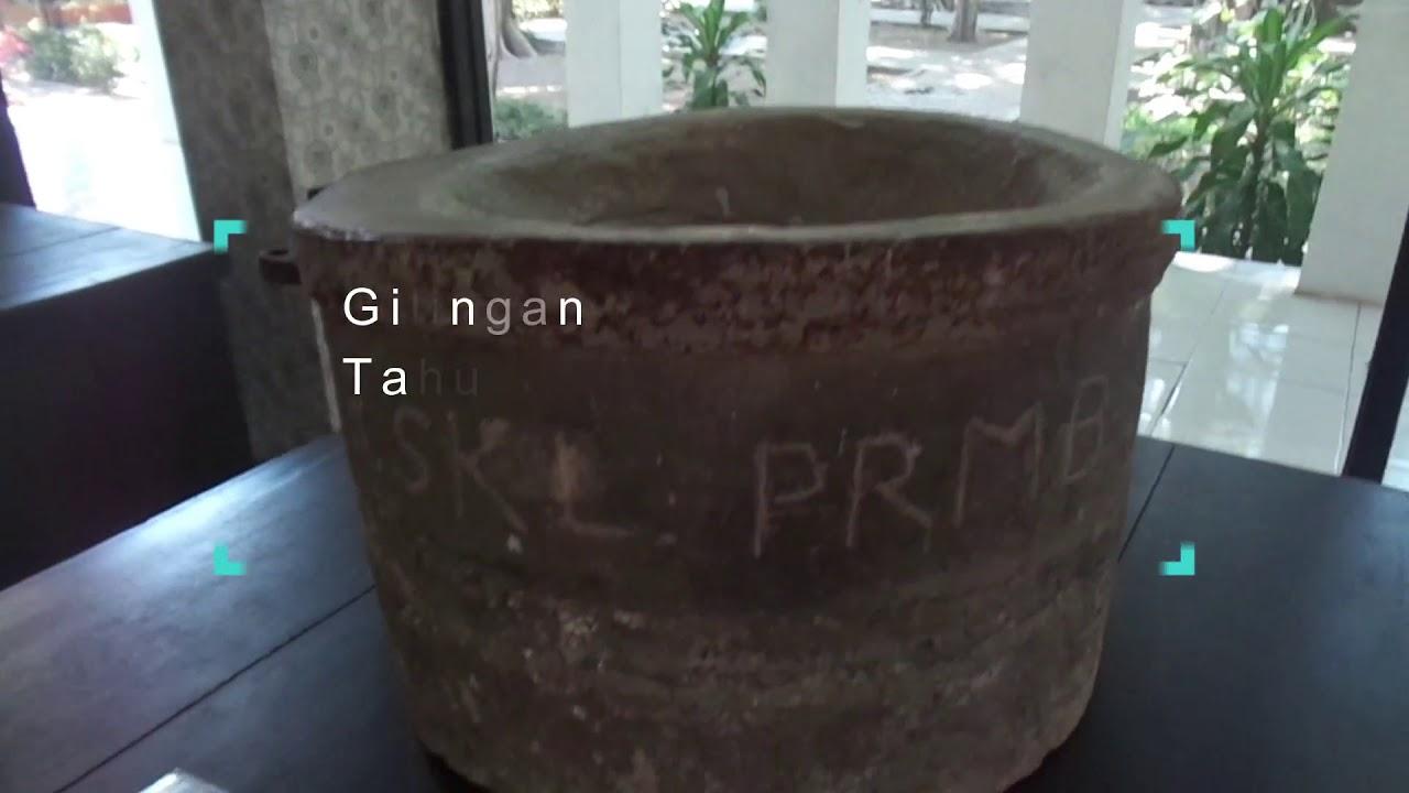 Video Hasil Observasi Museum Airlangga Smkn 1 Kediri Youtube Musium
