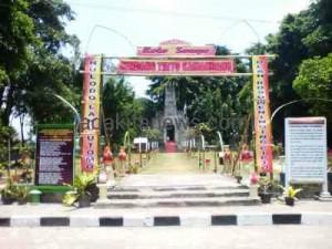 Jelang Bulan Suro Situs Petilasan Sri Aji Jaya Baya Mulai