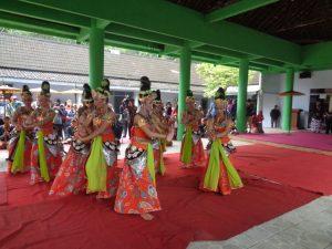 Kirab Budaya Ritual 1 Suro Desa Menang Kecamatan Pagu Kabupaten