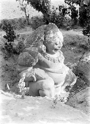 Menang Pagu Kediri Wikipedia Bahasa Indonesia Ensiklopedia Bebas Patung Hindu