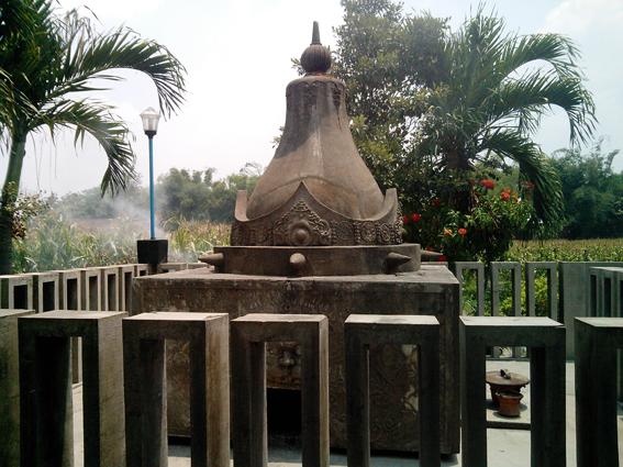 Petilasan Sri Aji Jayabaya Sarat Histori Nuansa Mistik Mahkota Kab