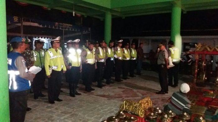 Polres Kediri Siagakan Personel Amankan Petilasan Sri Aji Joyoboyo Jayabaya
