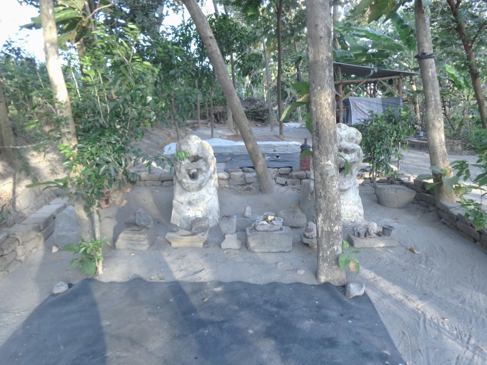 Wisata Spiritual Area Kediri Situs Semen Kab Jawa Pagu Ditemukan