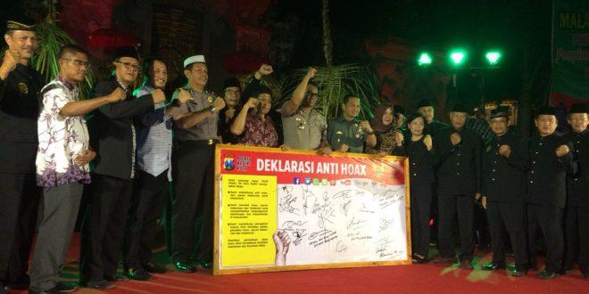 Fkub Lakukan Silaturahmi Antar Umat Beragama Kediri Sekaligus Deklarasikan Anti