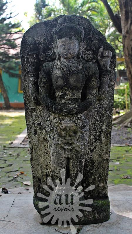 Gua Selomangleng Au Revoir Ya Tidak Jauh Museum Pura Penataran