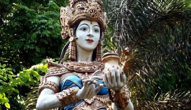 Irwan Susanto Blog Legenda Dewi Kilisuci Gunung Kelud Patung Pura