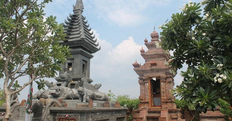 Pura Penataran Luhur Medang Kamulan Bimas Hindu Jawa Timur Agung