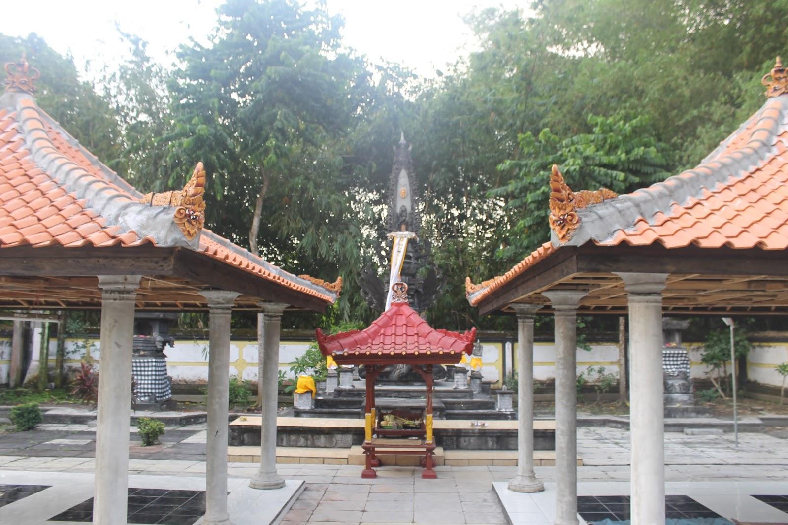 Pura Tirtha Sudhamala Bimas Hindu Jawa Timur Penataran Agung Kilisuci