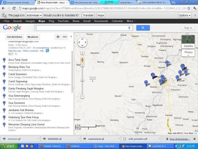 Wisata Kediri Sugeng Ichwanto Pura Penataran Agung Kilisuci 26 Sendang