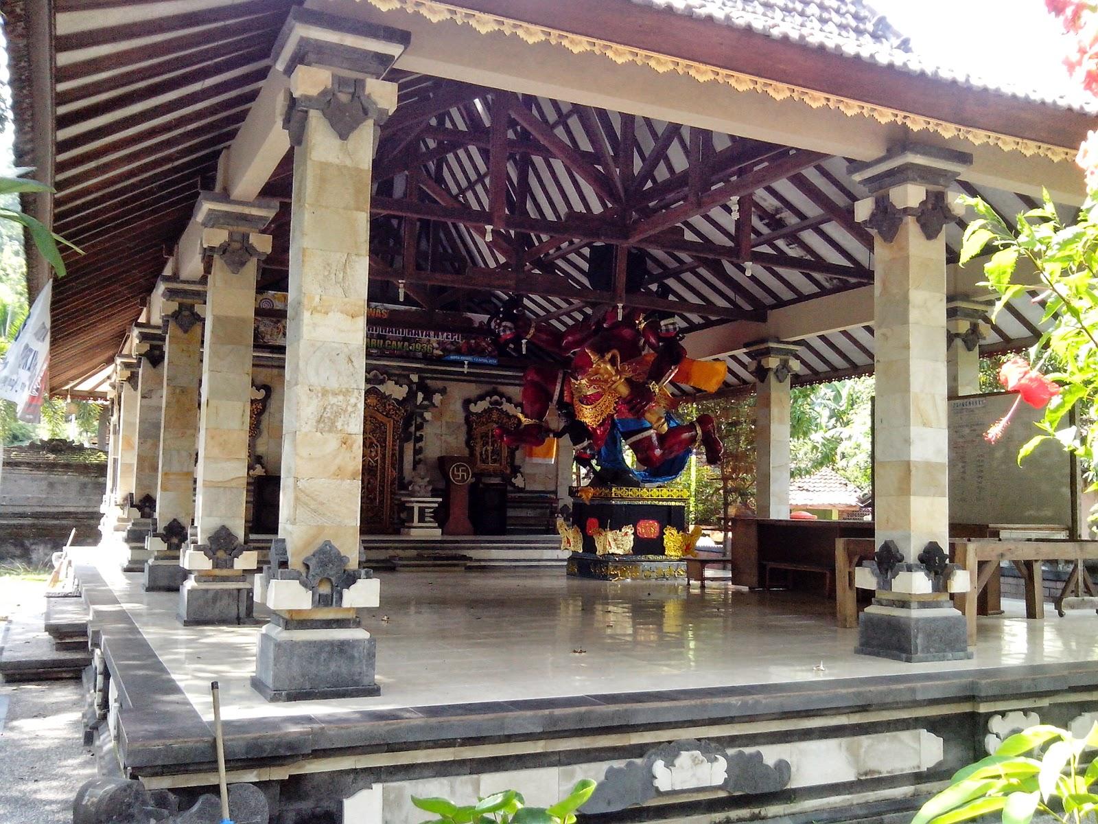 Wisata Sejarah Goa Selo Mangleng Kediri Negara Pendapa Pura Penataran