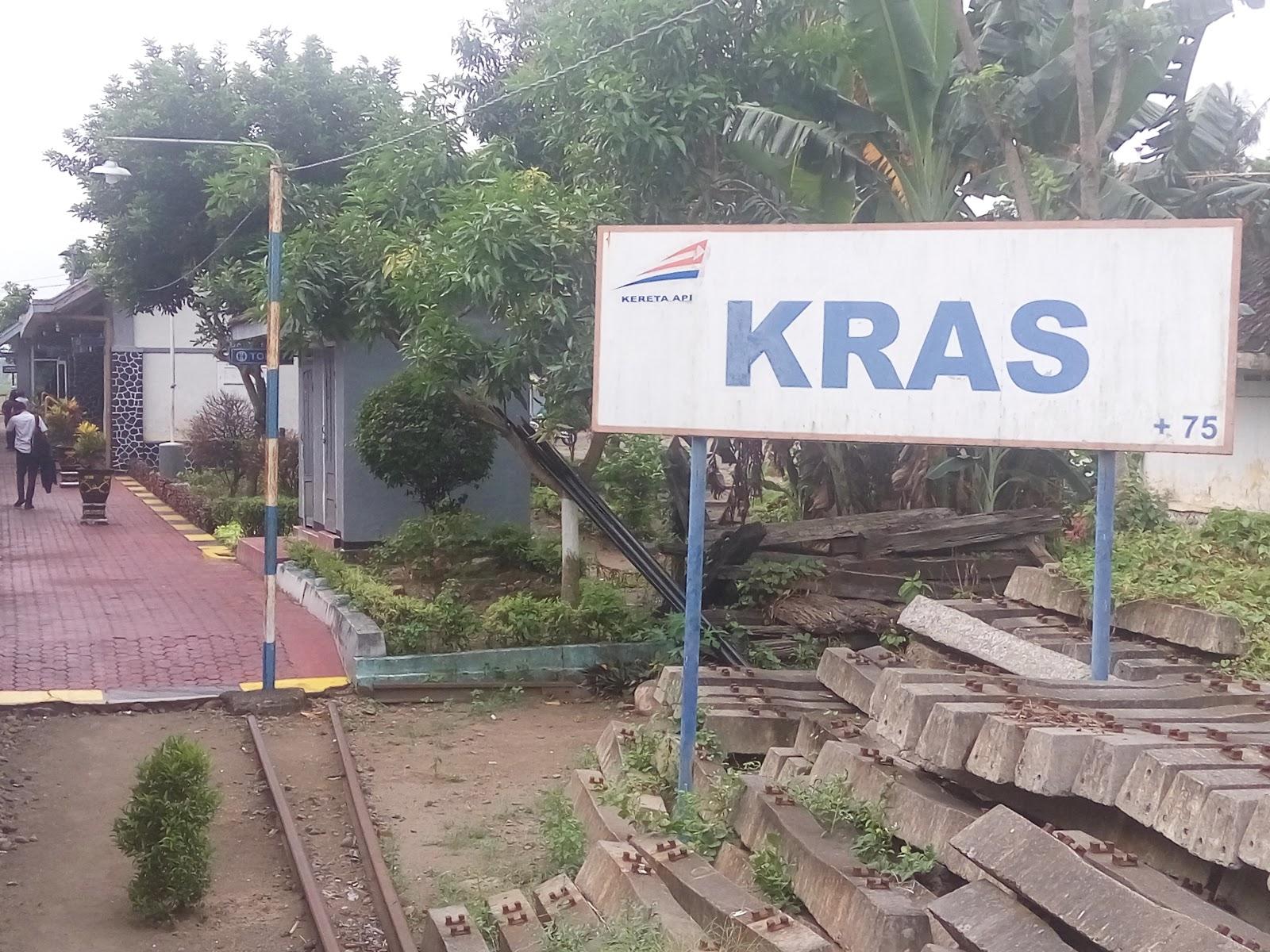 Stasiun Kereta Api Kras Informasi Situs Budaya Indonesia Sendang Tirta