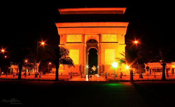 Monumen Simpang Lima Gumul Kediri Piknik 1 Kab