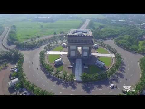 Monumen Simpang Lima Gumul Video Watch Hd Videos Online Slg