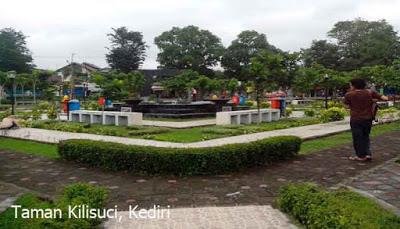10 Destinasi Wisata Kediri Menakjubkan Adeeva Travel Taman Kilisuci Dewi