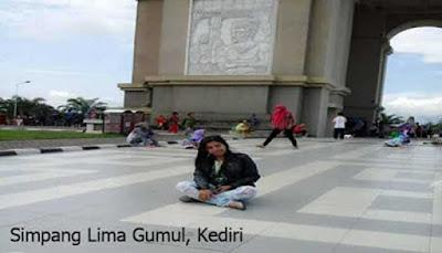 10 Tempat Wisata Populer Kediri Reygian Indonesia Taman Dewi Kilisuci