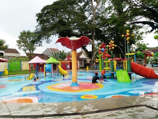 12 Tempat Wisata Kediri Jawa Timur Patut Dikunjungi Taman Tirtoyoso
