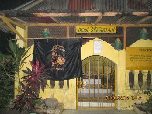 Dewi Sekartaji Putri Galuh Candra Kirana Paguyuban Majapahit 2 Ritual