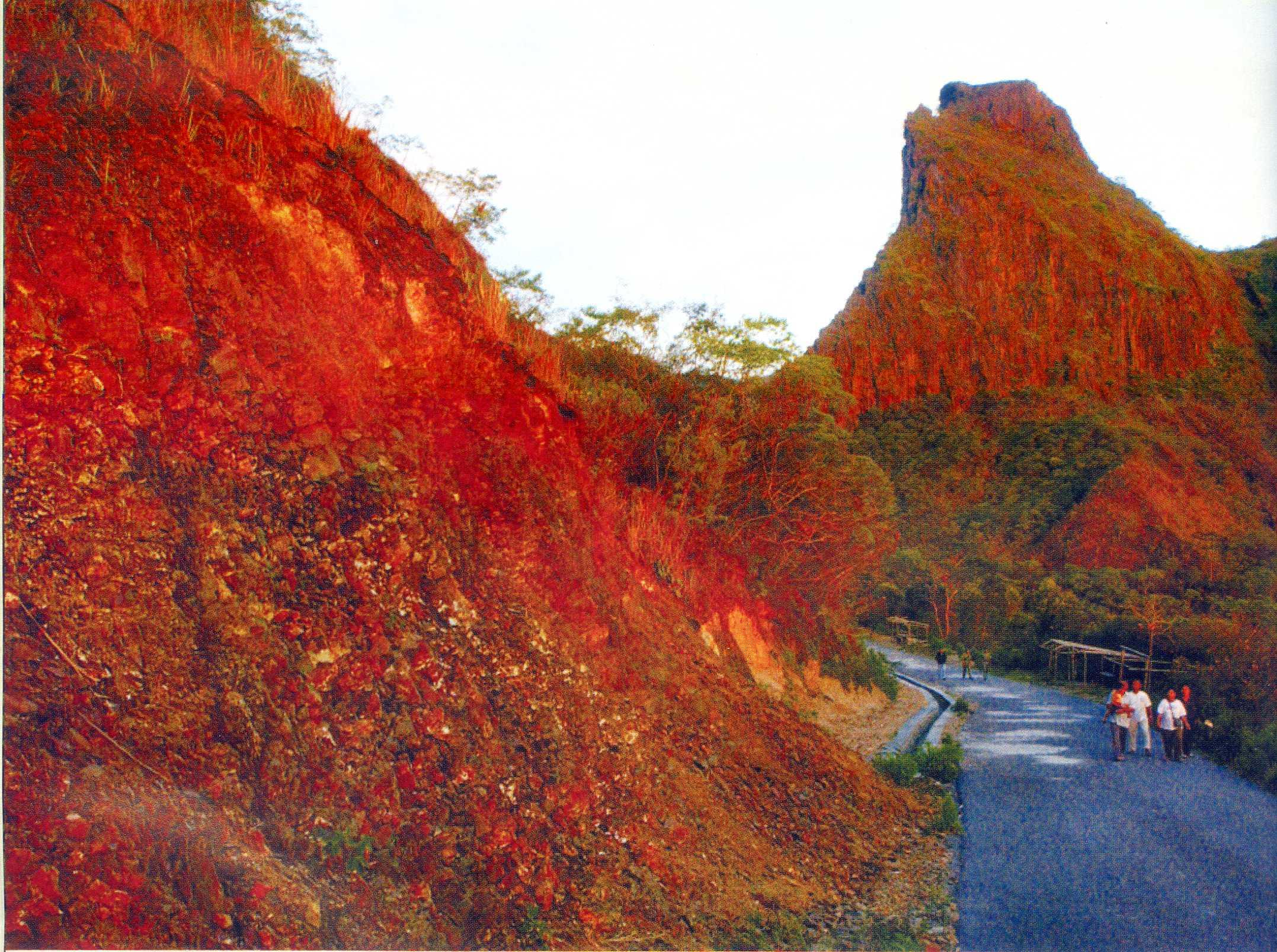 Kawah Gunung Kelud Kabupaten Kediri Pusaka Jawatimuran Secara Administratif Terletak