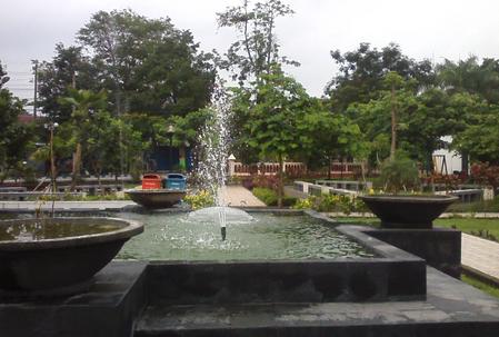 Pesona Keindahan Wisata Taman Kilisuci Kediri Daftar Tempat Dewi Dahanapura