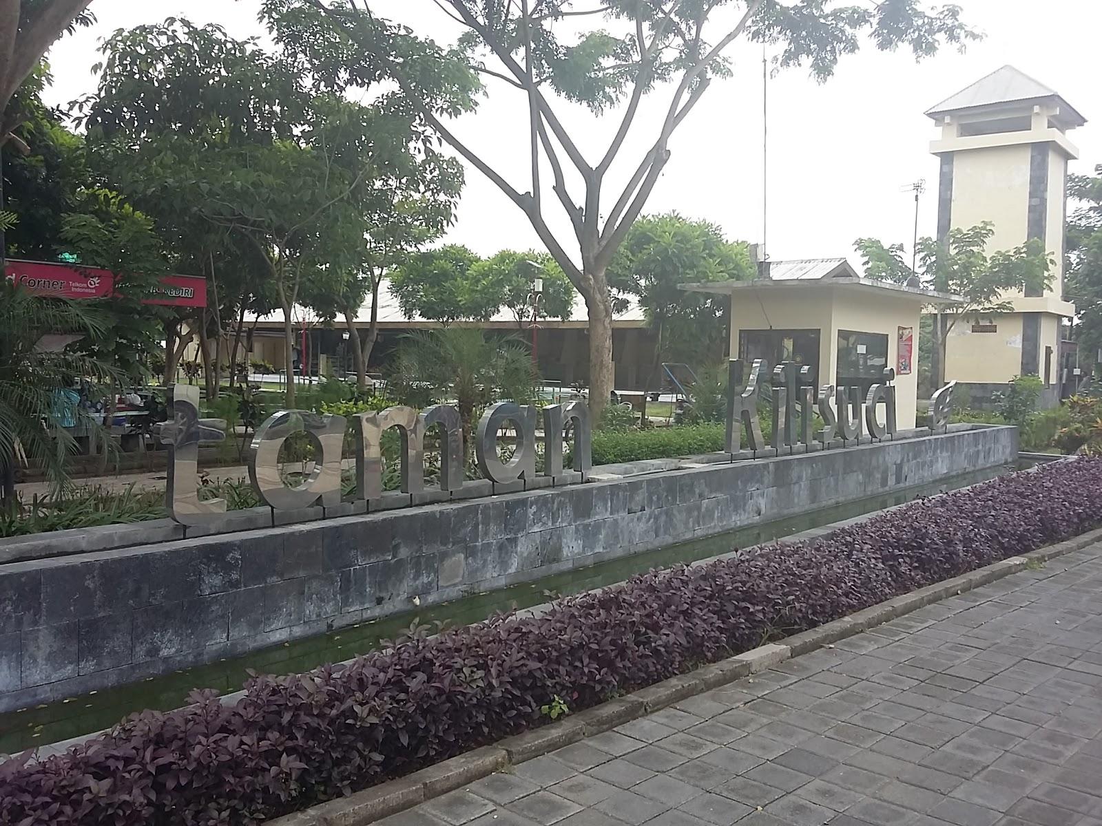 Sekilas Tentang Taman Kilisuci Pare Dewi Dahanapura Kediri Kab
