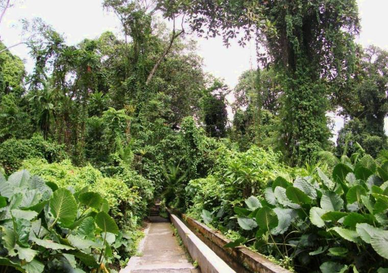 Seputar Kediriku November 2015 Sumber Ubalan Taman Dewi Kilisuci Dahanapura