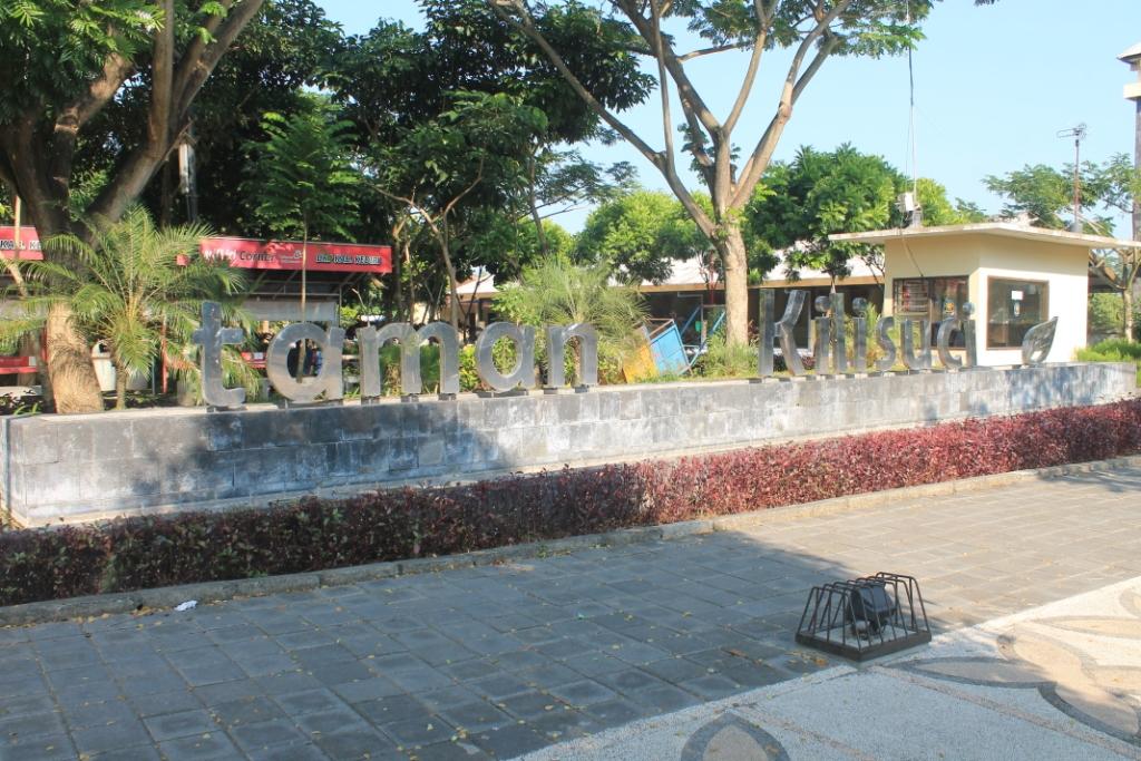 Taman Kilisuci Pare Kediri Silviananoerita Bagian Depan Dewi Dahanapura Kab