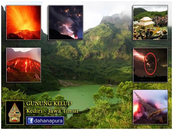 Tempat Wisata Kediri Jawa Gunung Kelud Taman Dewi Kilisuci Dahanapura