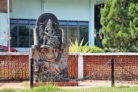 Tempat Wisata Kediri Jawa Museum Airlangga Taman Dewi Kilisuci Dahanapura